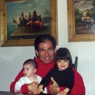 Kendall Jenner, sa soeur Kylie et leur grand-père
