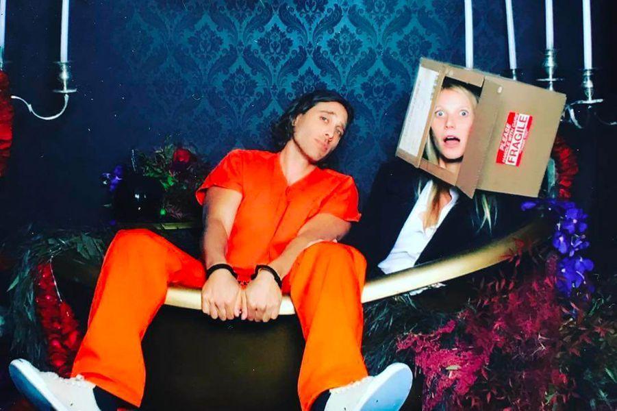 Le déguisement de Gwyneth Paltrow pour Halloween