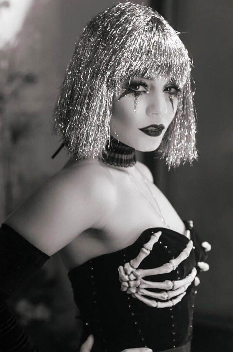 Le déguisement de Vanessa Hudgens pour Halloween