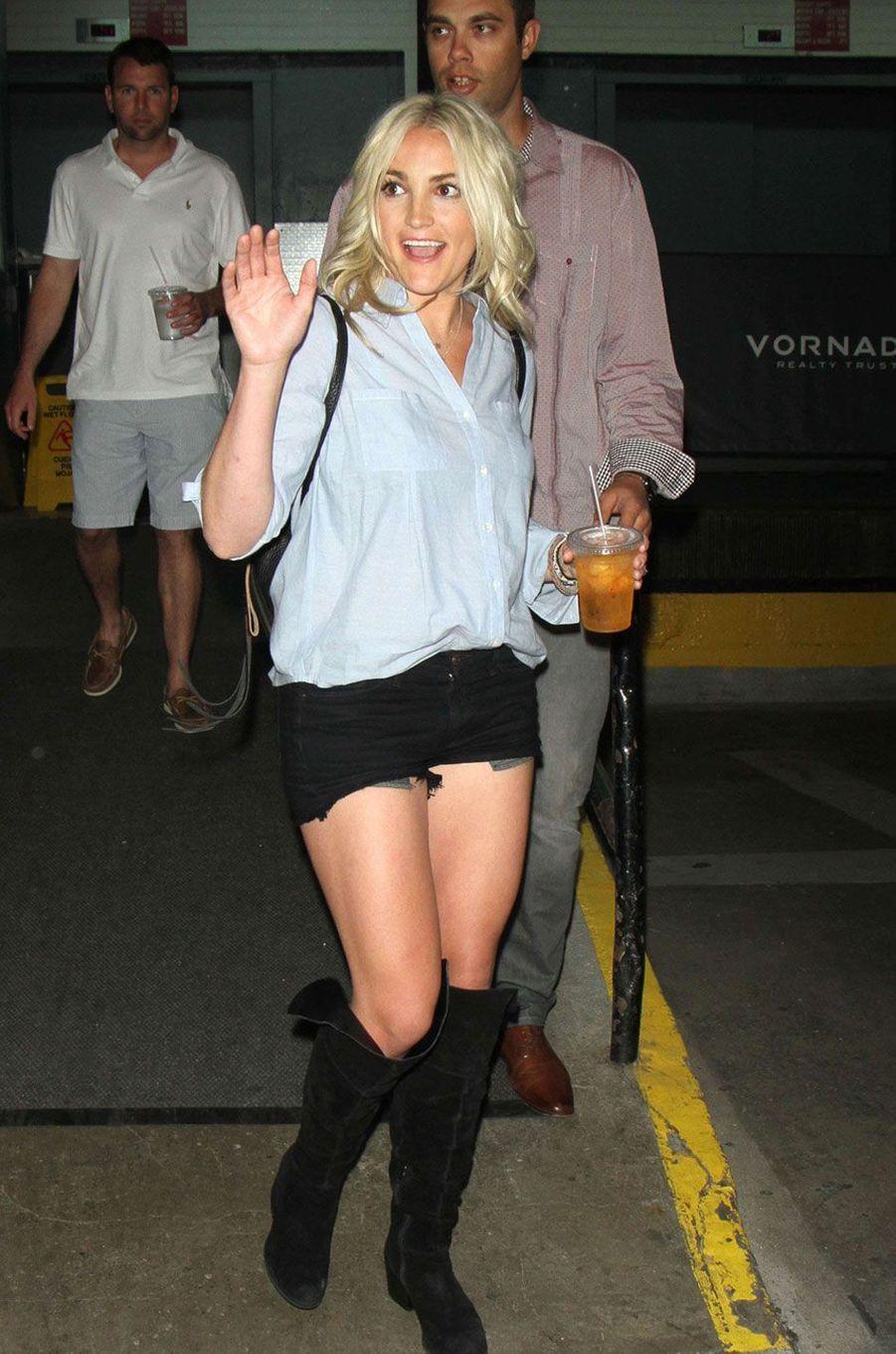 Jamie Lynn, la petite sœur de Britney Spears