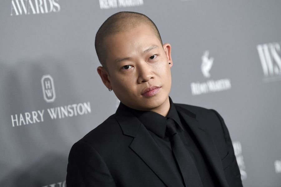 Jason Wu à la 9e édition des WSJ. Magazine Innovator Awards à New York le 6 novembre 2019