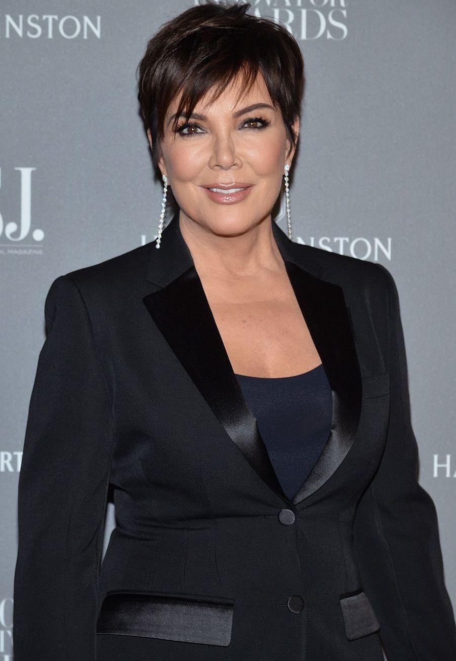 Kris Jennerà la 9e édition des WSJ. Magazine Innovator Awards à New York le 6 novembre 2019