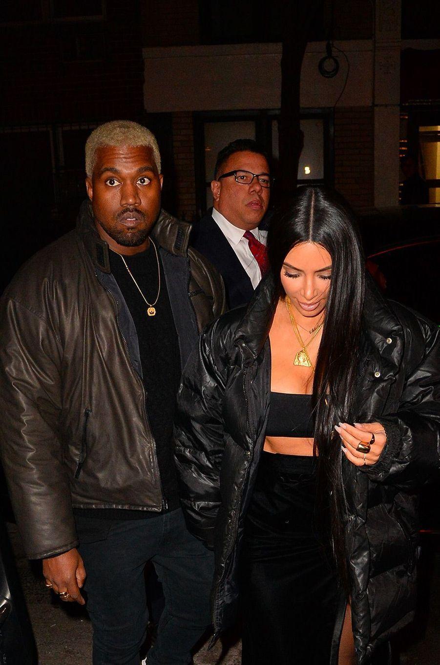 Kim Kanye 2