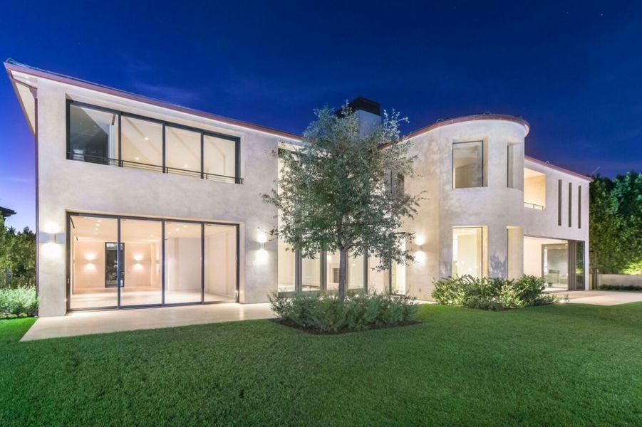 La villa de Kim Kardashian et Kanye West située à Bel Air, en vente pour 17,8 millions de dollars