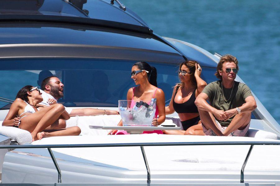 Kim Kardashian à Miami