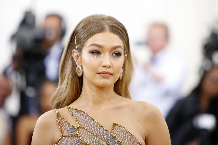 Gigi Hadidau MET Gala 2018