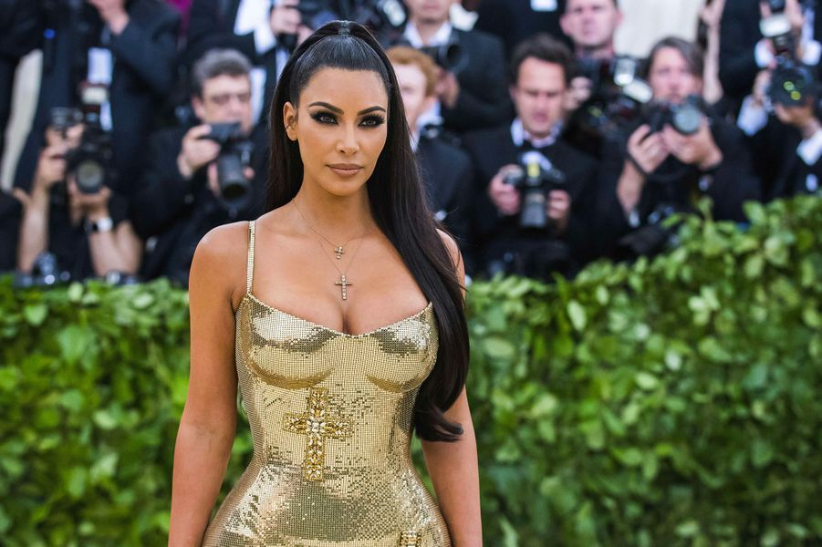Kim Kardashian au MET Gala 2018