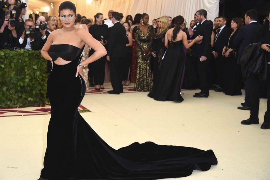 Kylie Jenner au MET Gala 2018