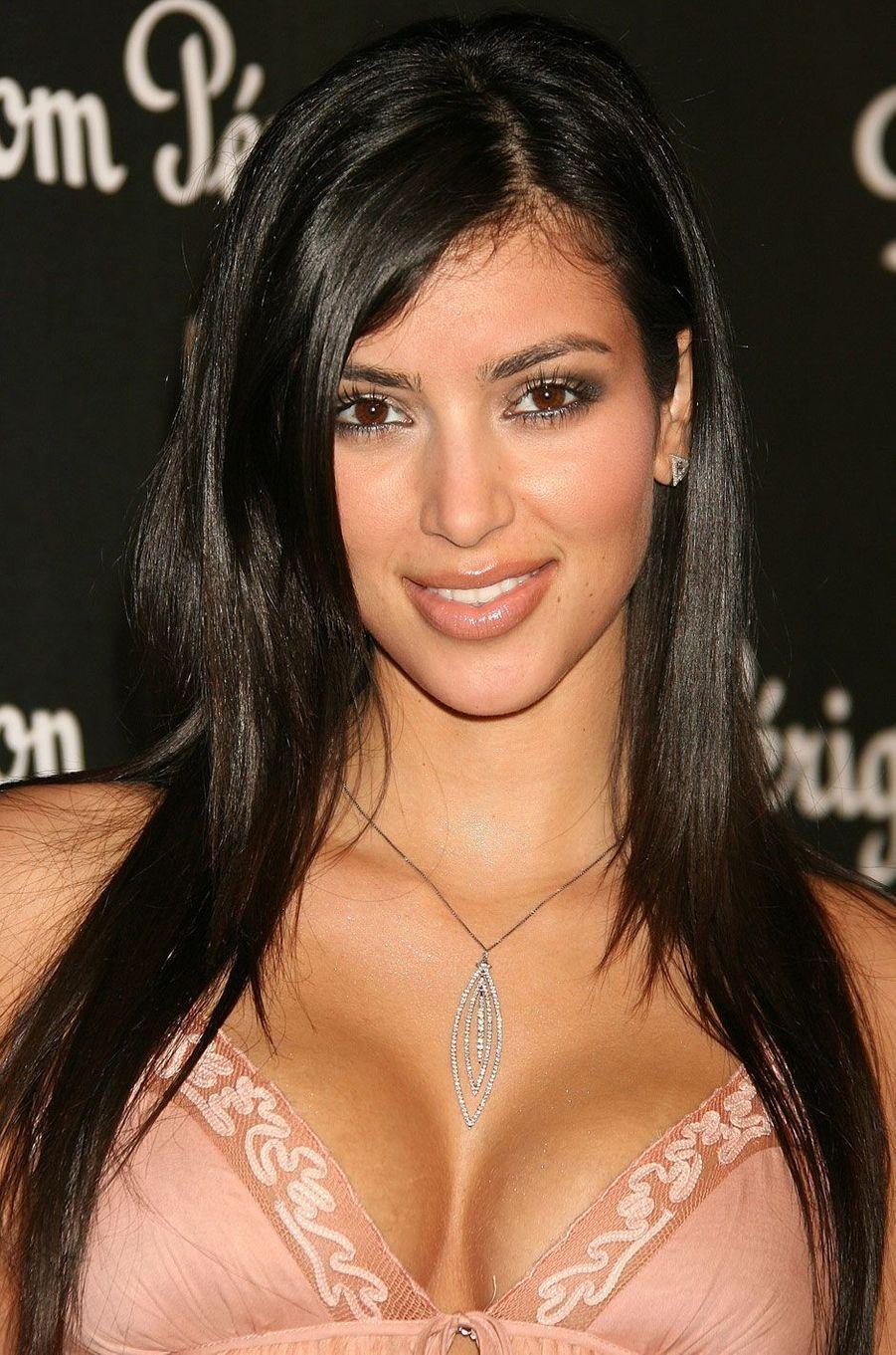 Kim Kardashian à Beverly Hills.
