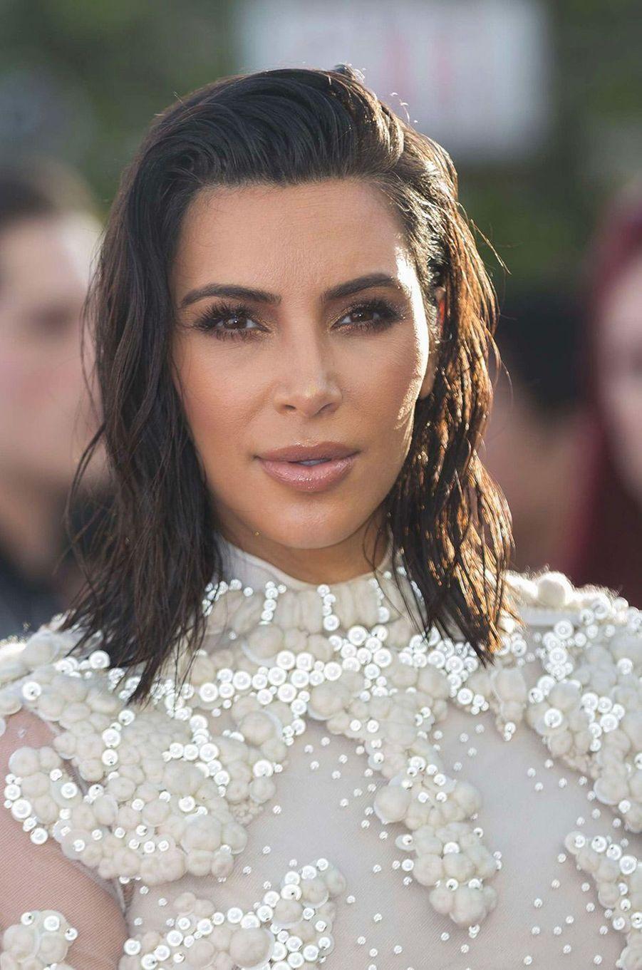 Kim Kardashian le 2 avril 2017
