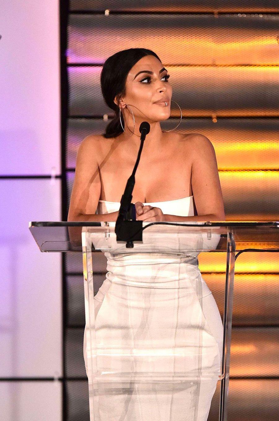 Kim Kardashian le 11 mars 2017