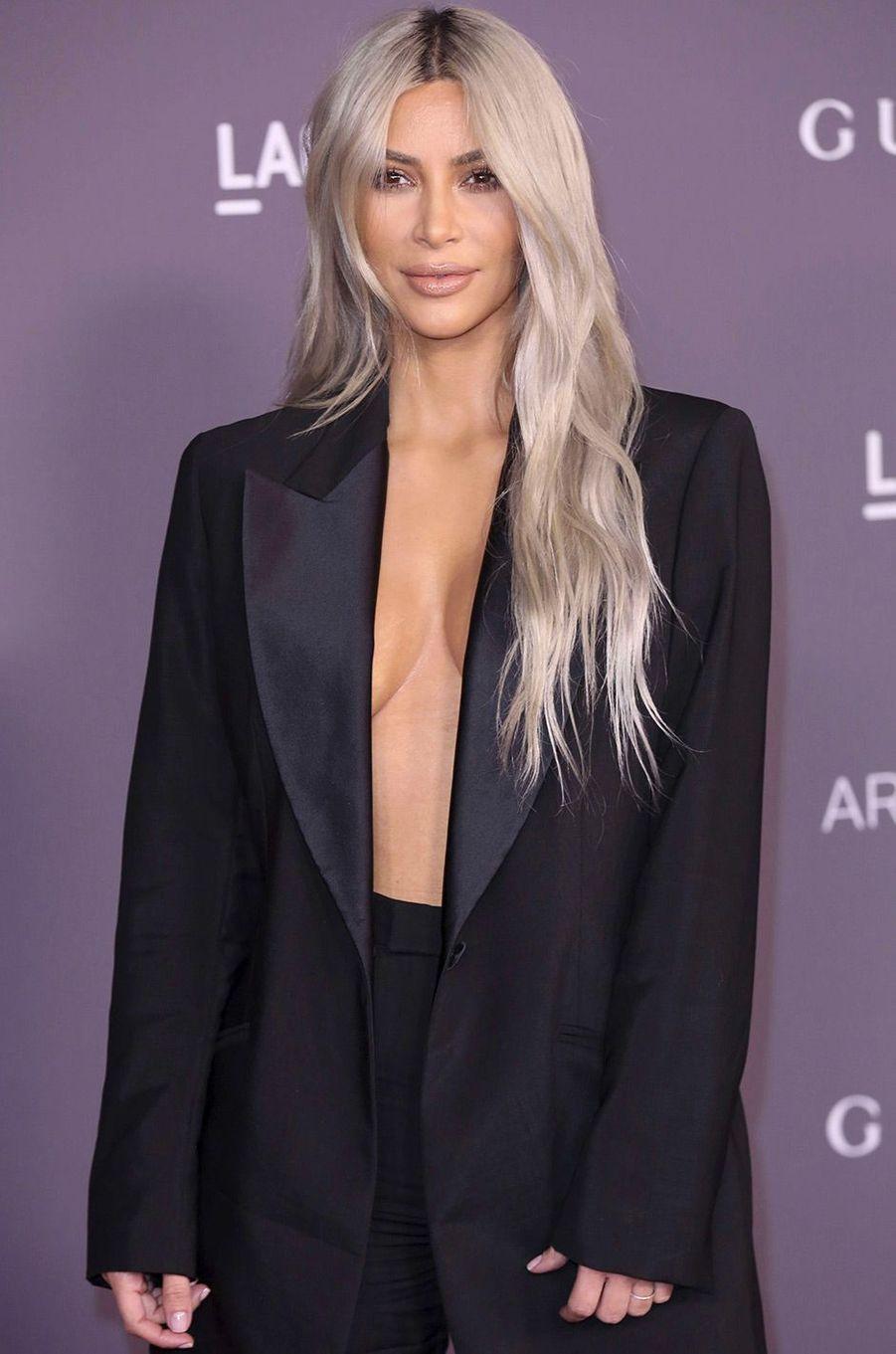 Kim Kardashian le 4 novembre 2017