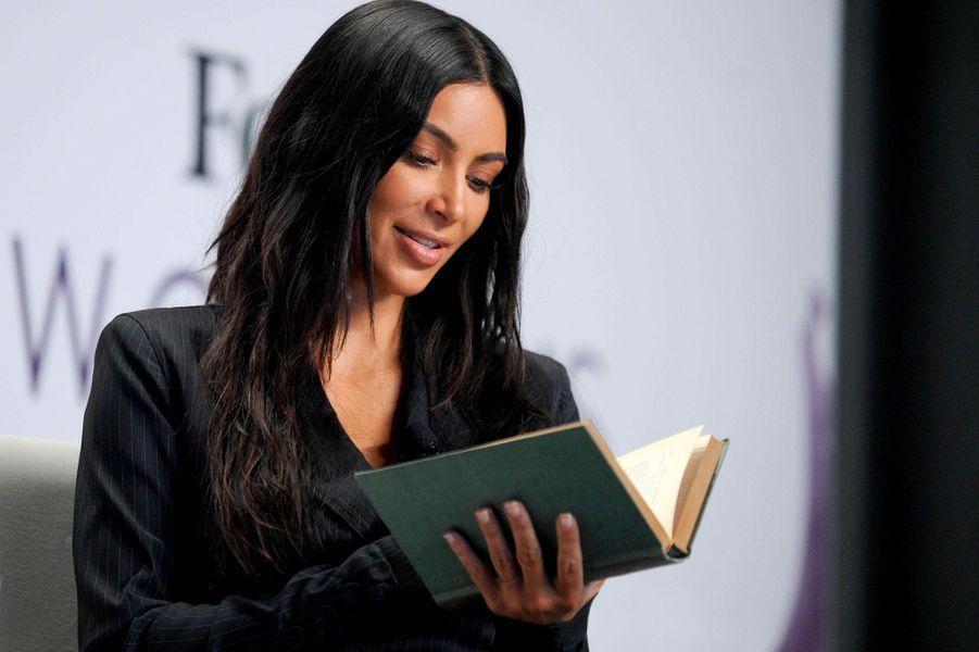 Kim Kardashian le 12 juin 2017