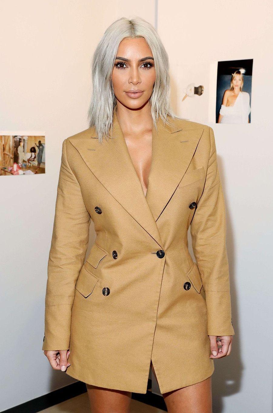 Kim Kardashian lors de la soirée Vivienne Westwood x Juergen Tuller.