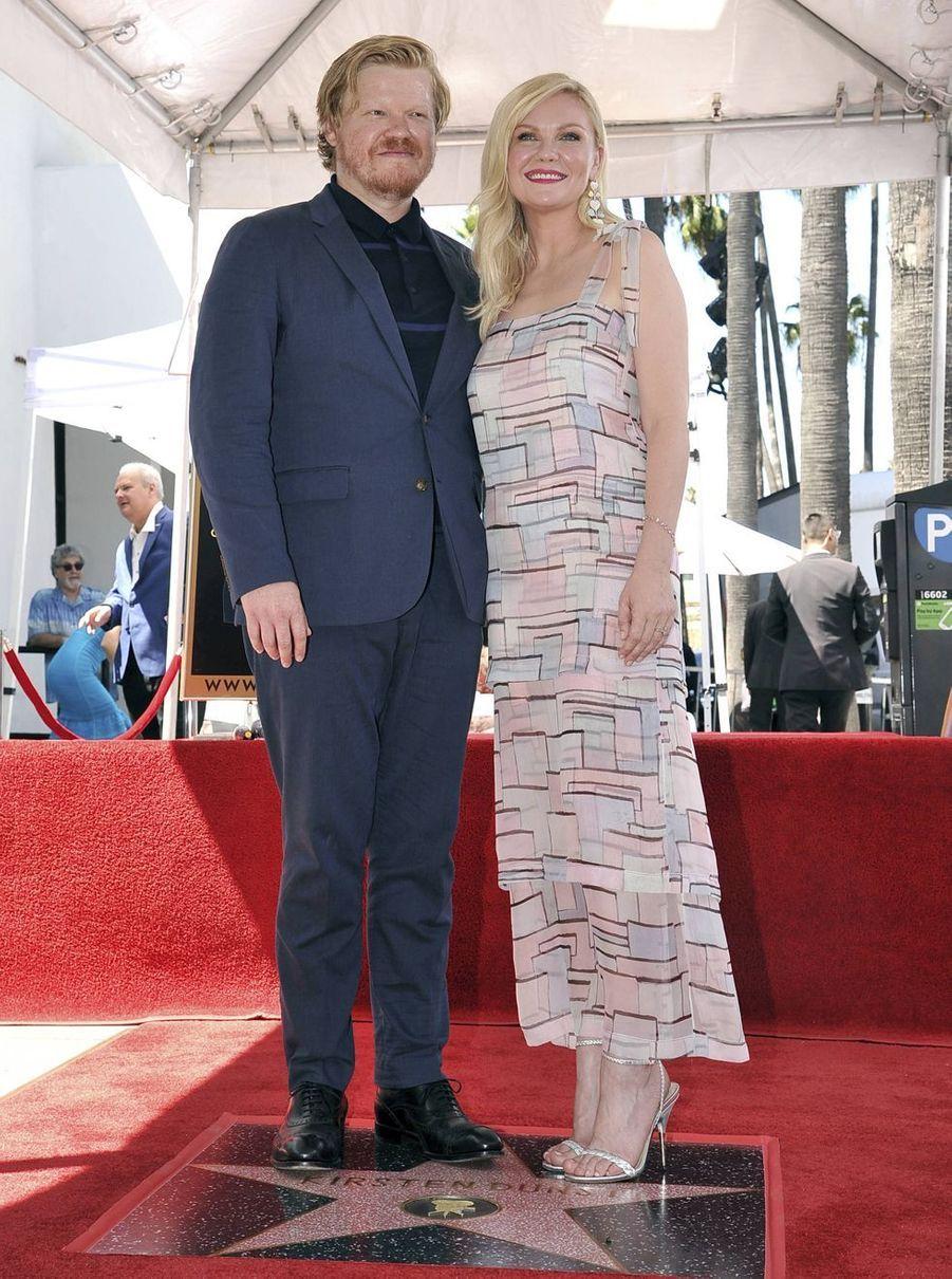 Kirsten Dunst et son compagnon, Jesse Plemons