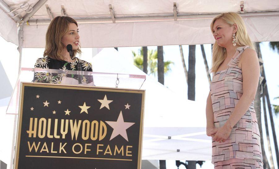 Sofia Coppola rend hommage à Kirsten Dunst