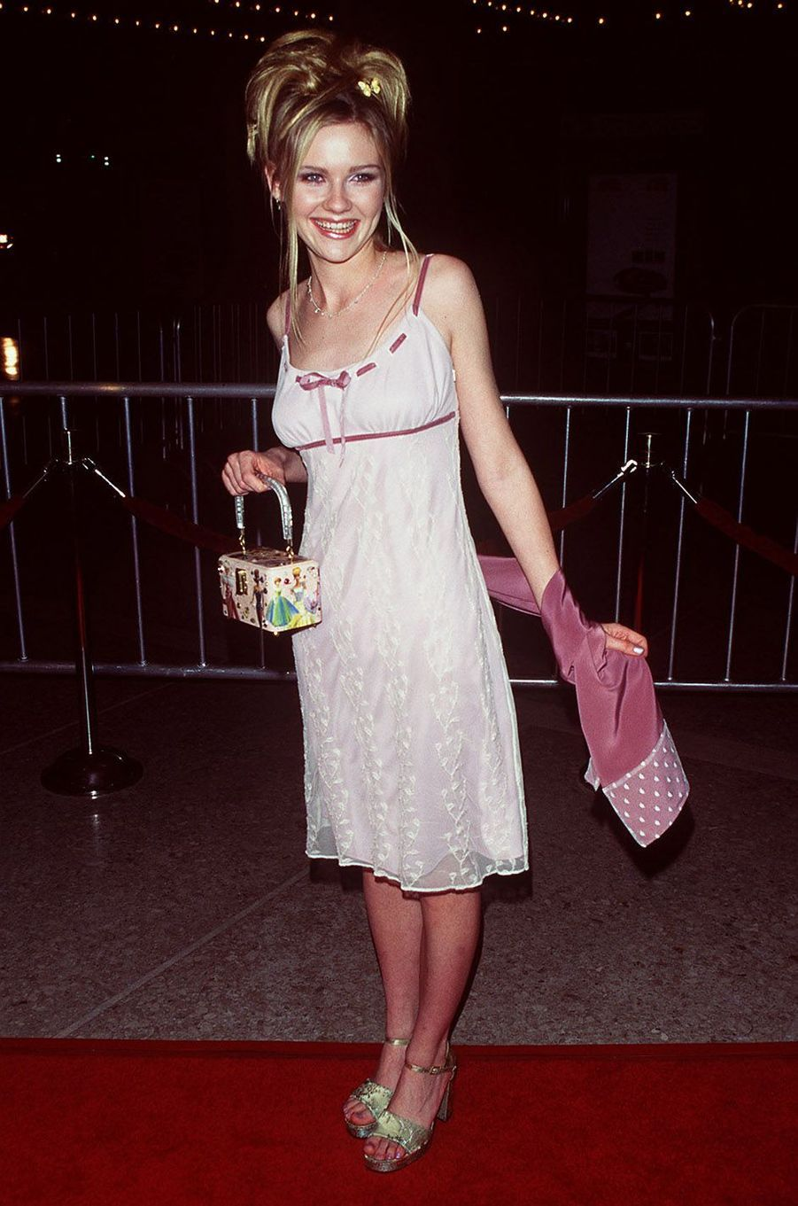 Kirsten Dunst en 1999.