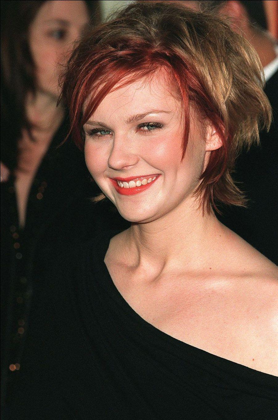 Kirsten Dunst en 2001.