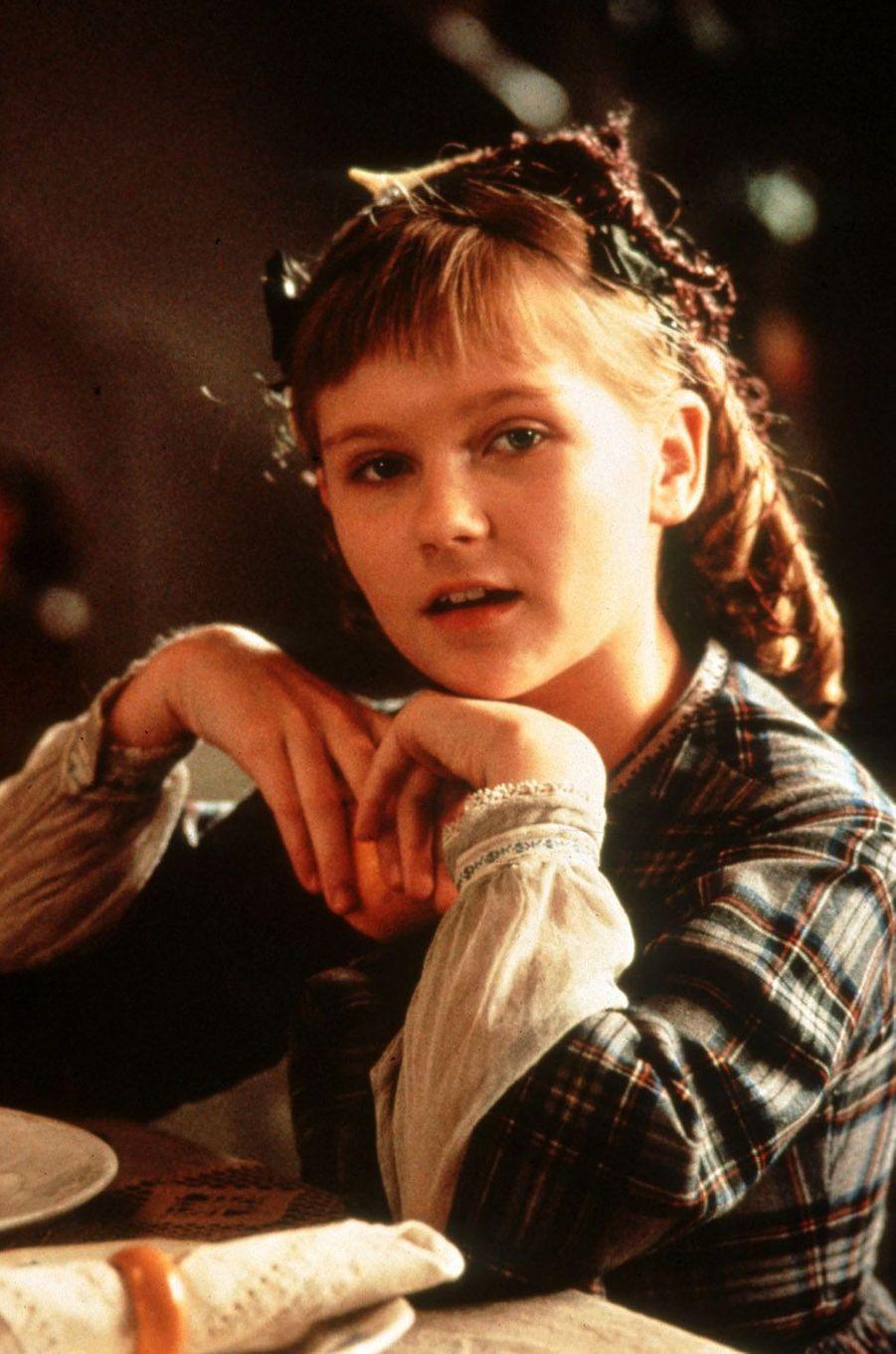 Kirsten Dunst en 1994.