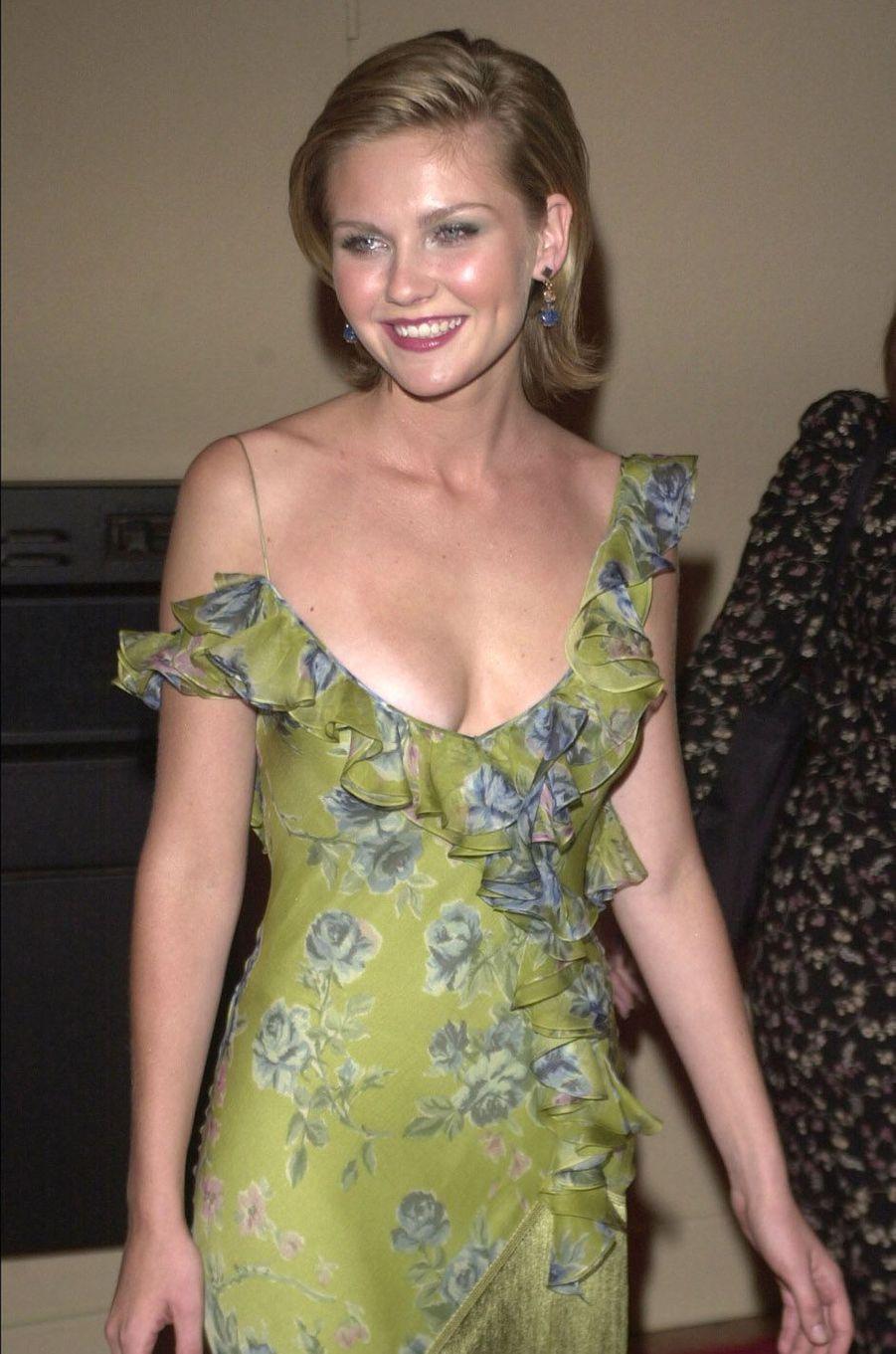 Kirsten Dunst en 2000.