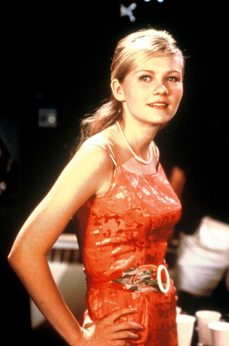 Kirsten Dunst en 1998.
