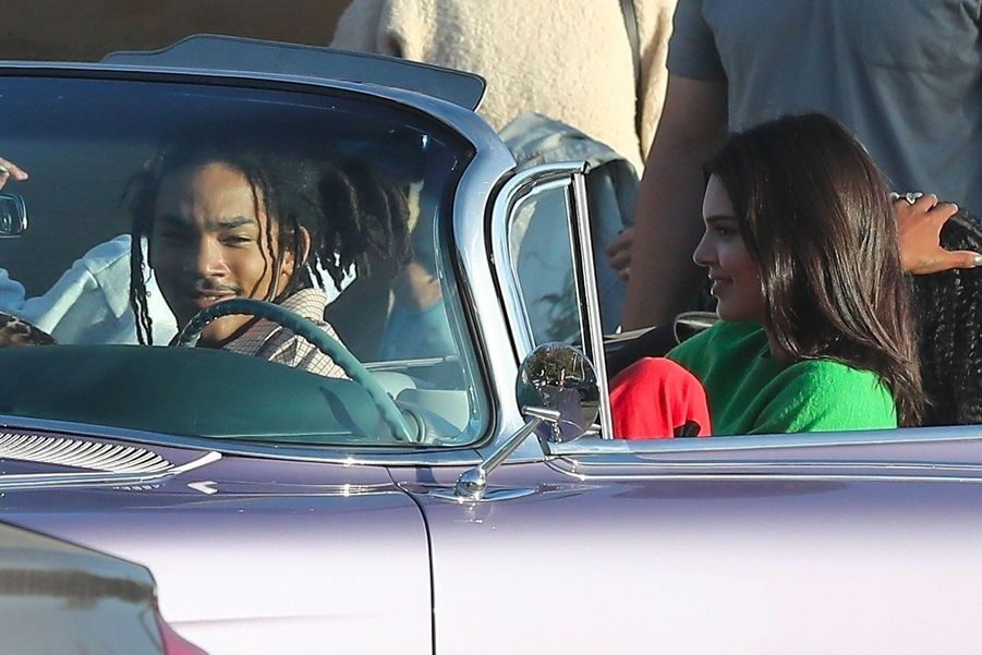 Kendall Jenner, Luka Sabbat
