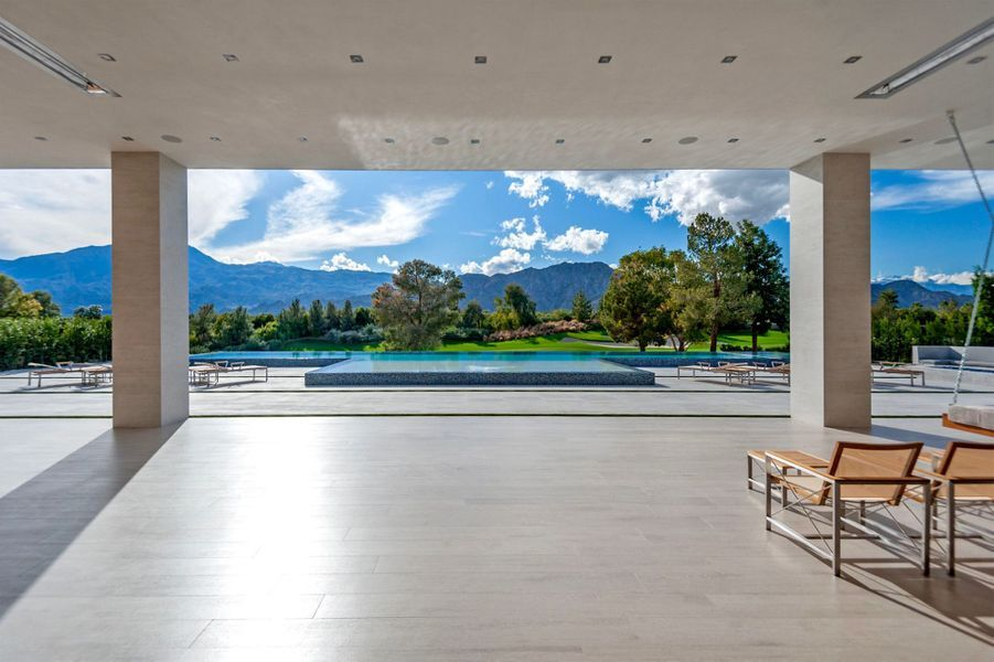 La maison de Kris Jenner à La Quinta