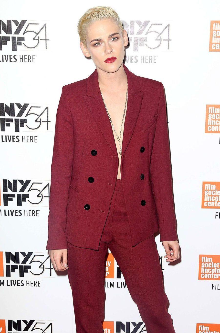 """Kristen Stewart à l'avant-première de """"Certain Women"""" à New York"""