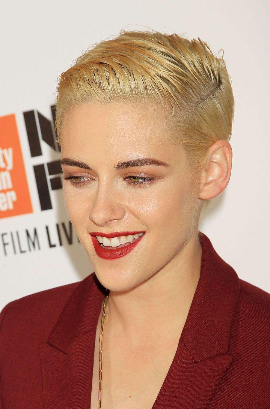 """Kristen Stewart à New York pour l'avant-première de """"Certain Women"""""""