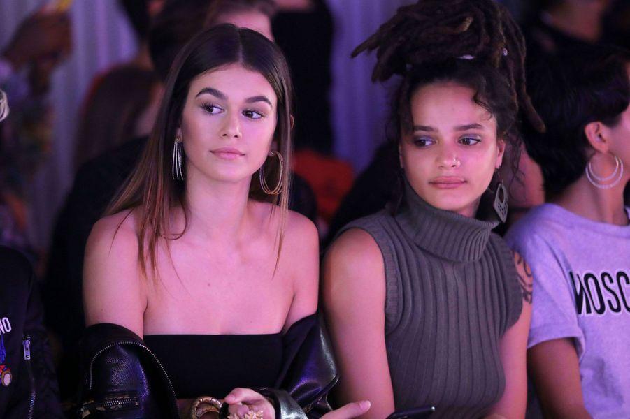 Kaia Gerber et Sasha Lane