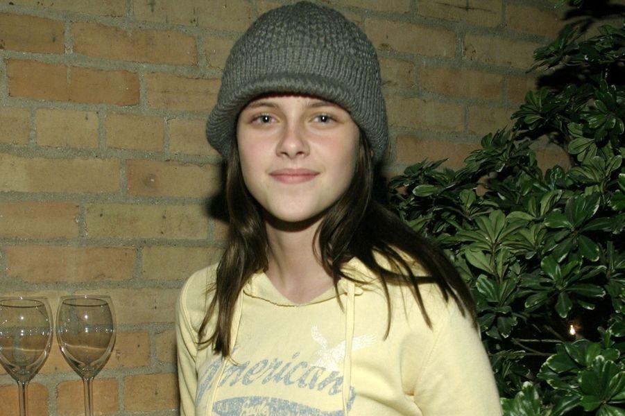 Kristen Stewart en 2004.