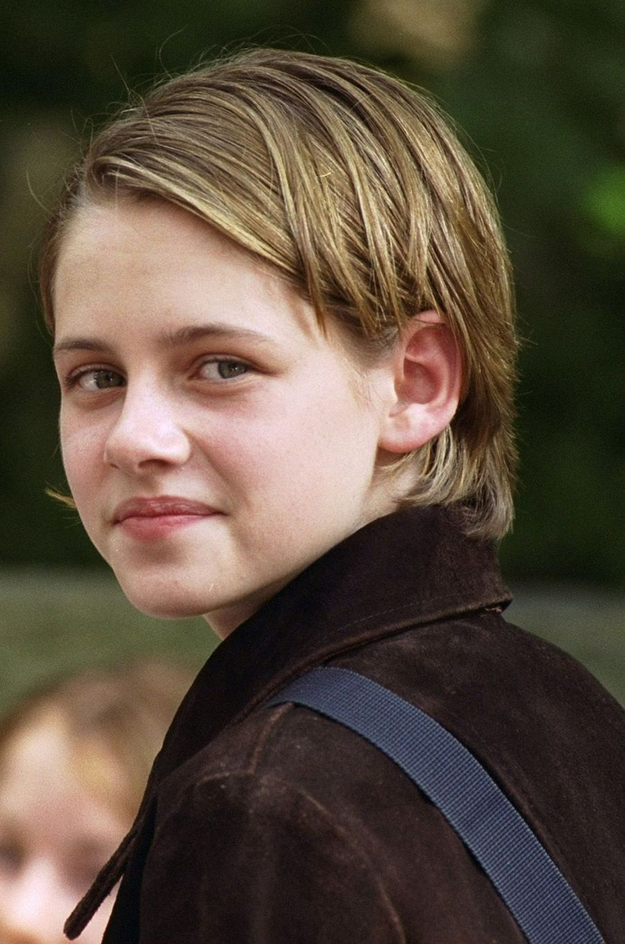 Kristen Stewart a 9 ans.