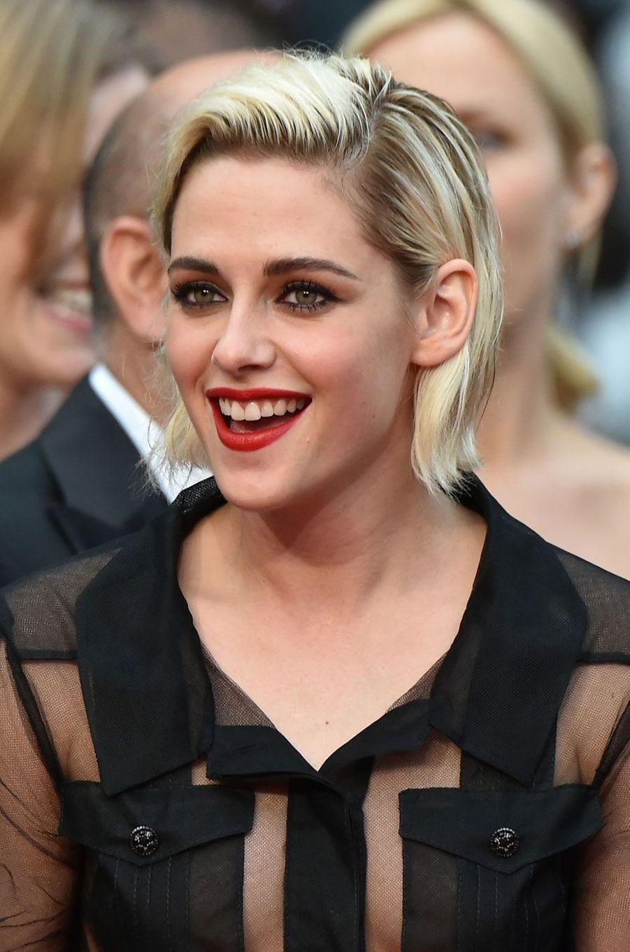 Kristen Stewart à Cannes.