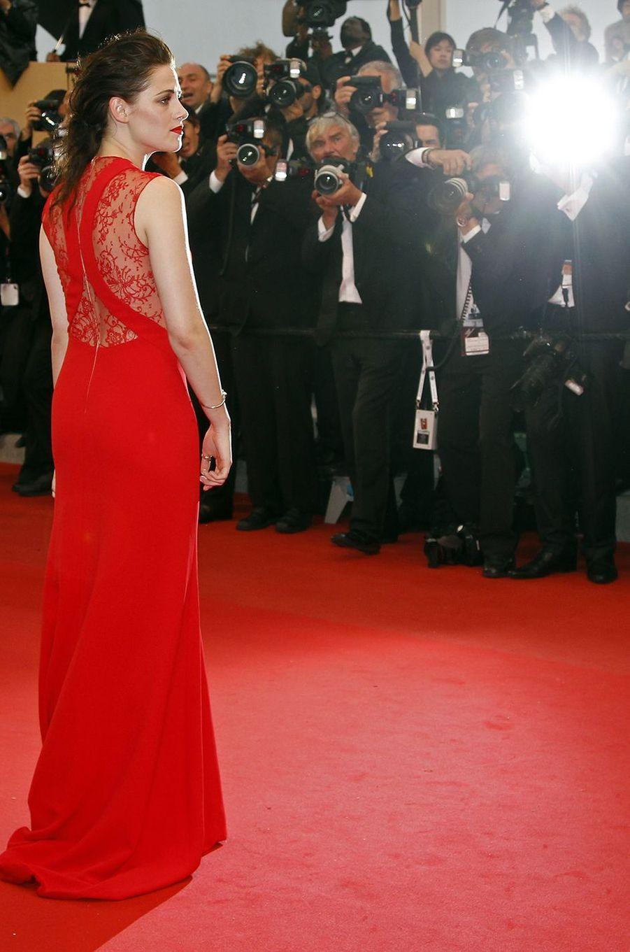 Kristen Stewart à Cannes en 2012.
