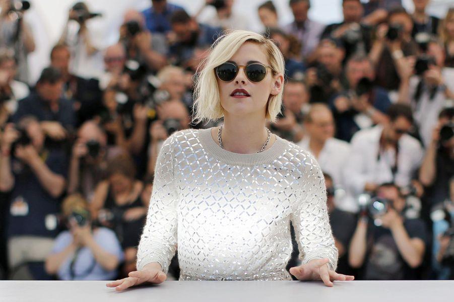 Kristen Stewart en 2016.