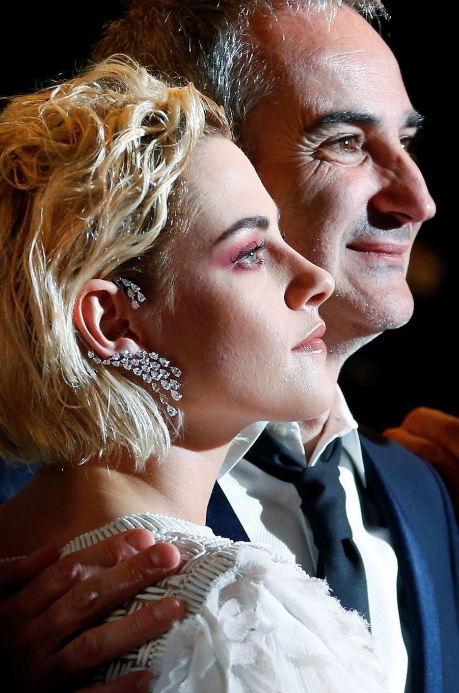 Kristen Stewart présente «Personal Shopper» d'Olivier Assayas en 2016.