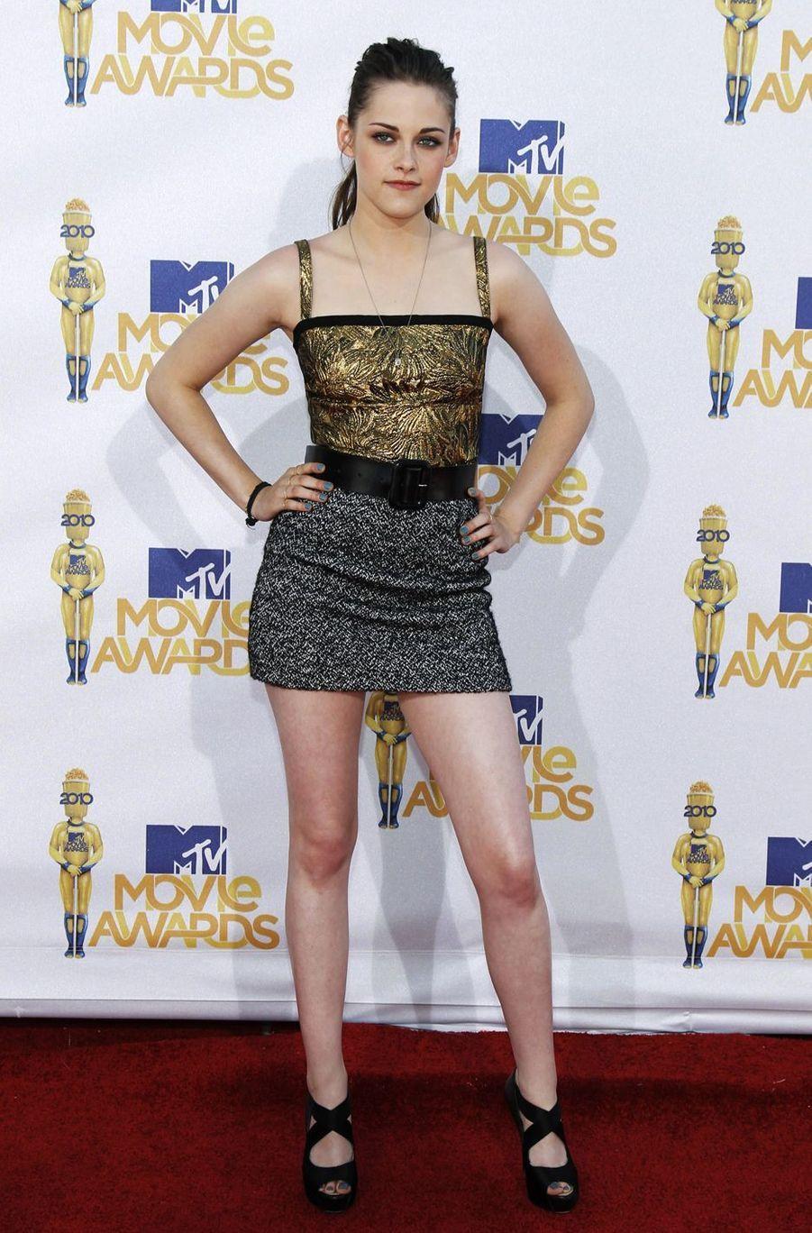 Kristen Stewart à Los Angeles, le 6 juin 2010