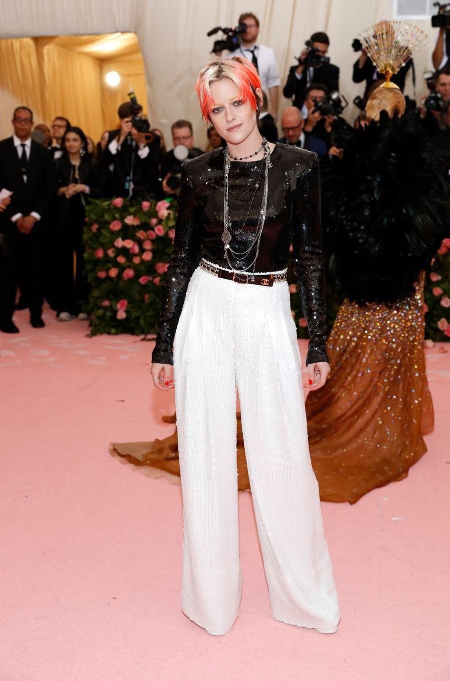 Kristen Stewart à New York, le 6 mai 2019