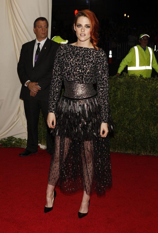 Kristen Stewart à New York, le 5 mai 2014