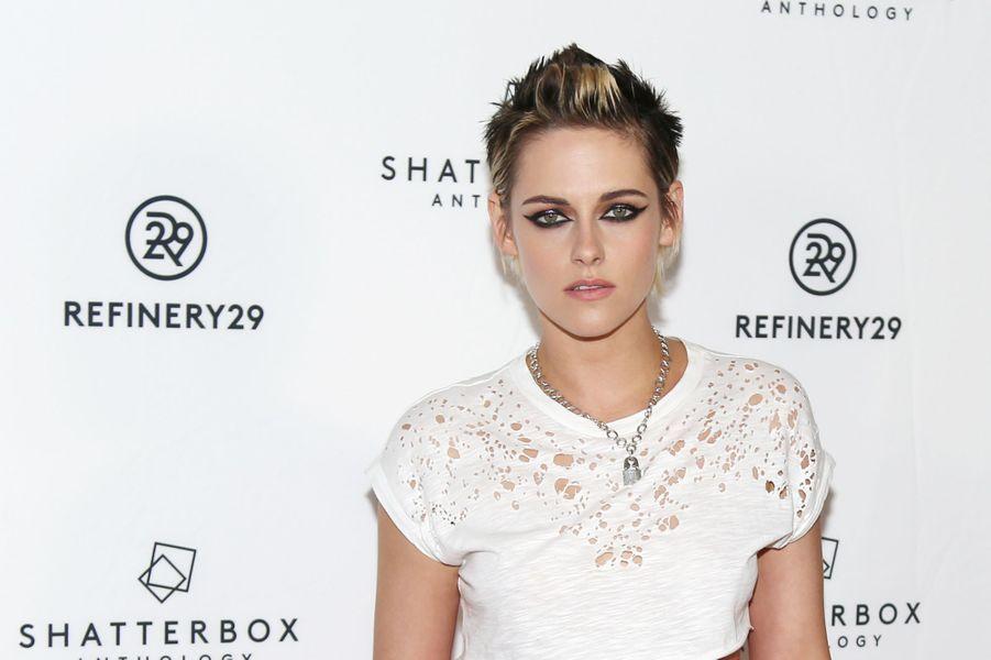 """Kristen Stewart à l'avant-première de """"Come Swim"""", le 8 novembre 2017 à Los Angeles."""