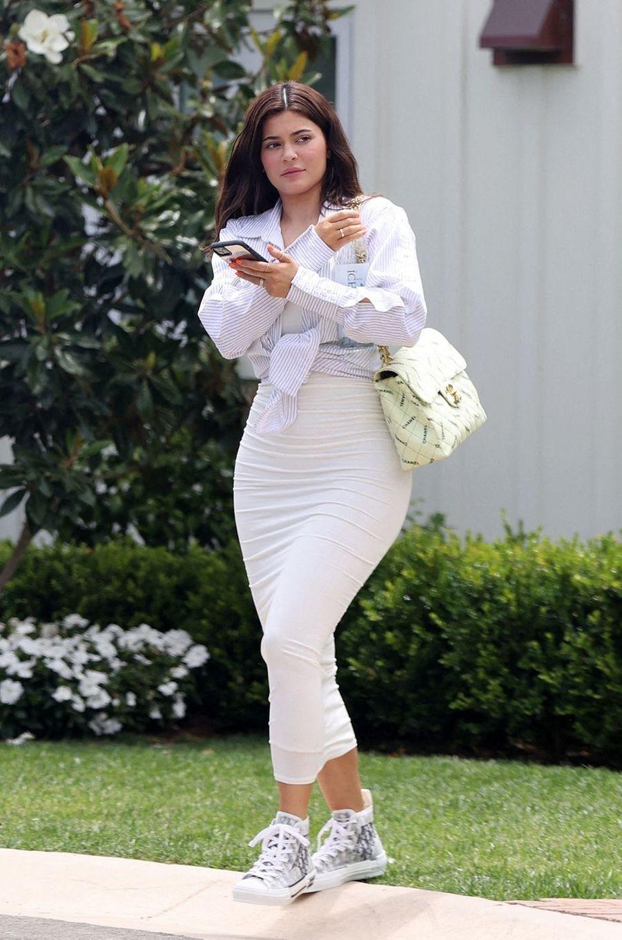 Kylie Jenner à Laguna Beach le 19 juillet 2020