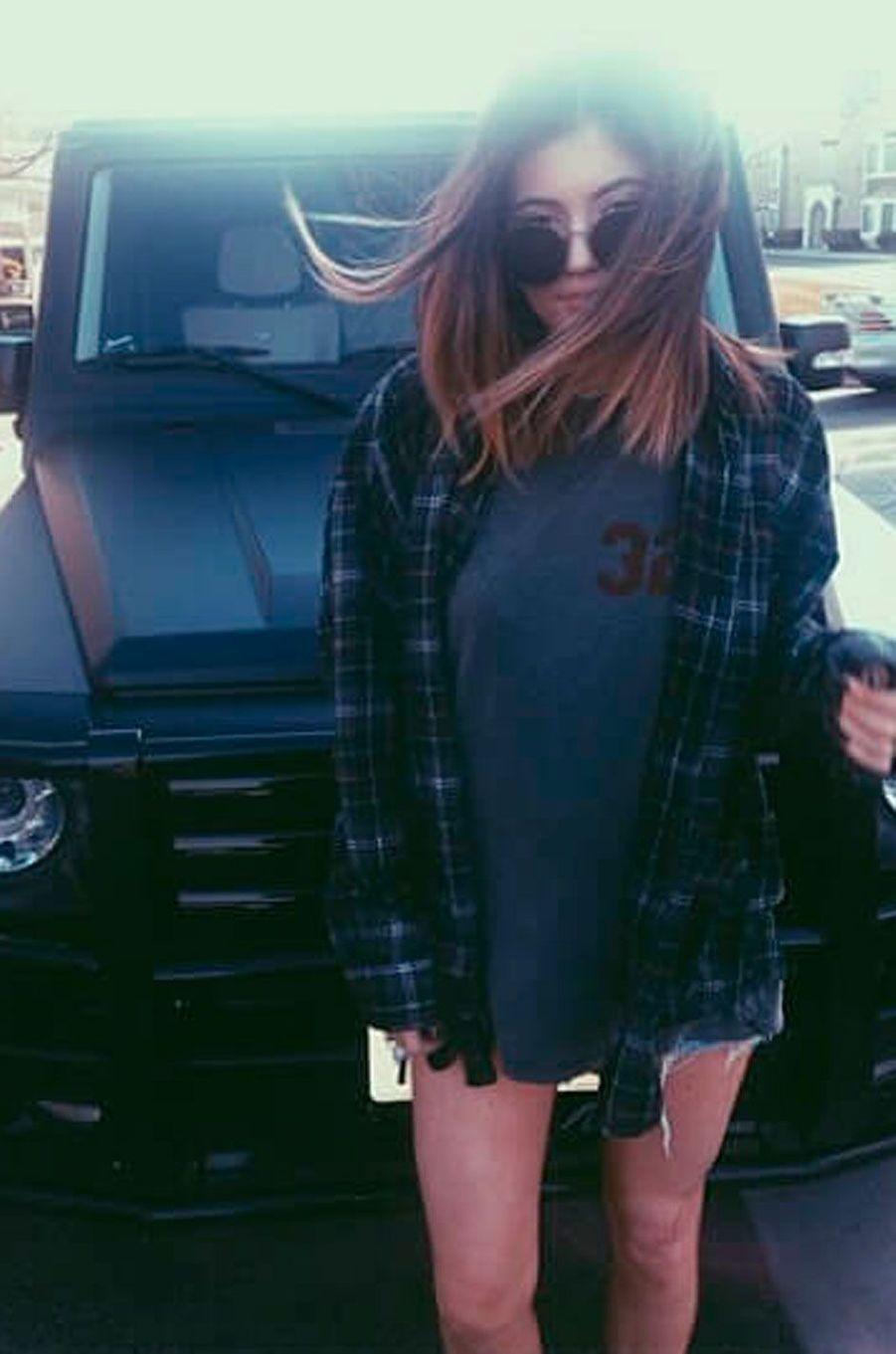 Kylie Jenner en 2014