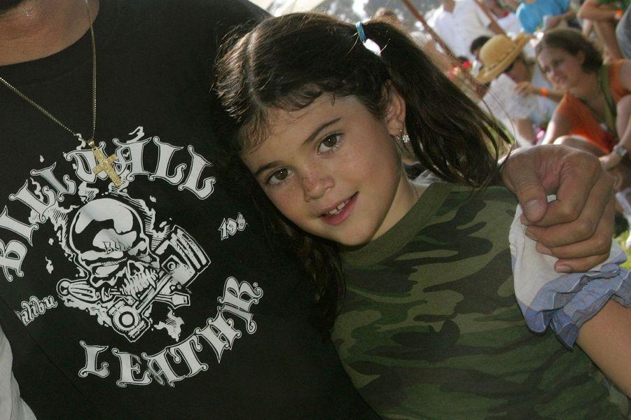 Kylie Jenner en 2005