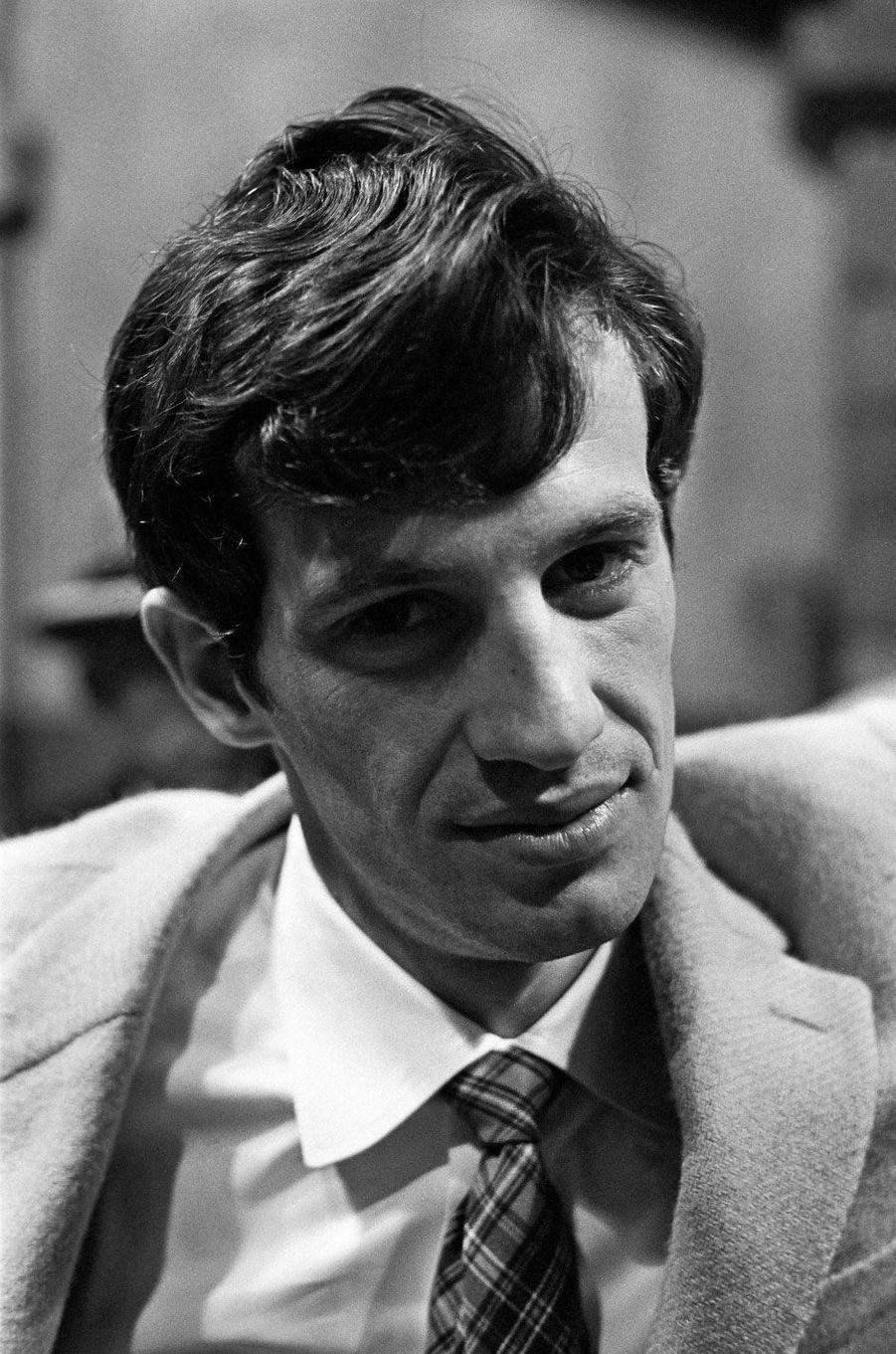 Jean-Paul Belmondo en 1961