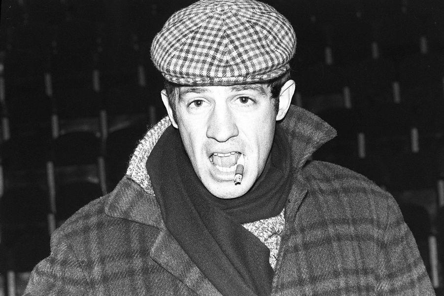 Jean-Paul Belmondo en 1963