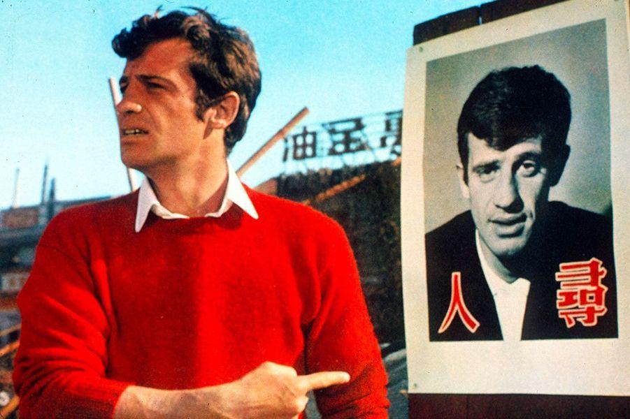 Jean-Paul Belmondo en 1965