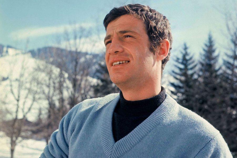 Jean-Paul Belmondo en 1966
