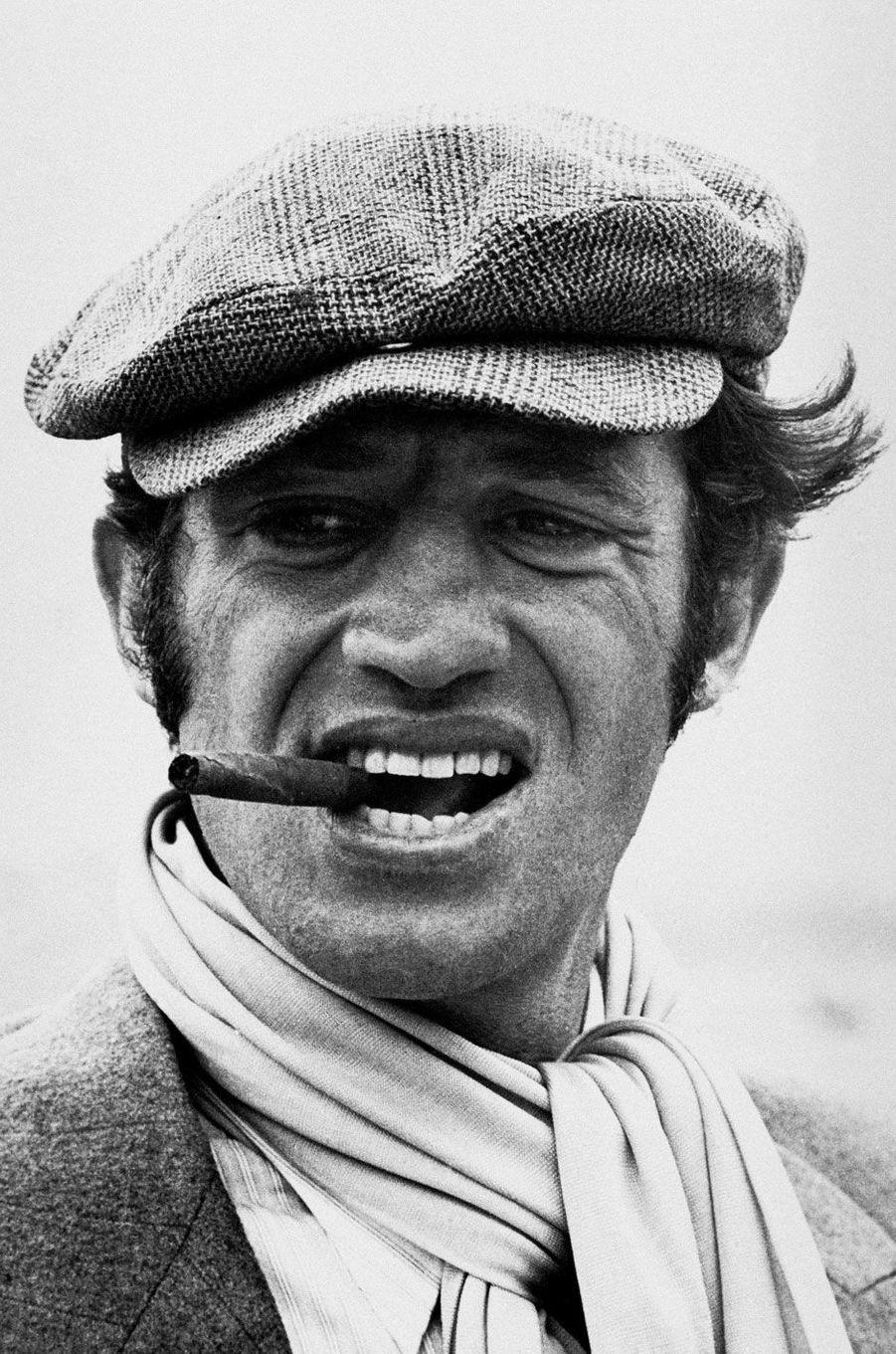 Jean-Paul Belmondo en 1970