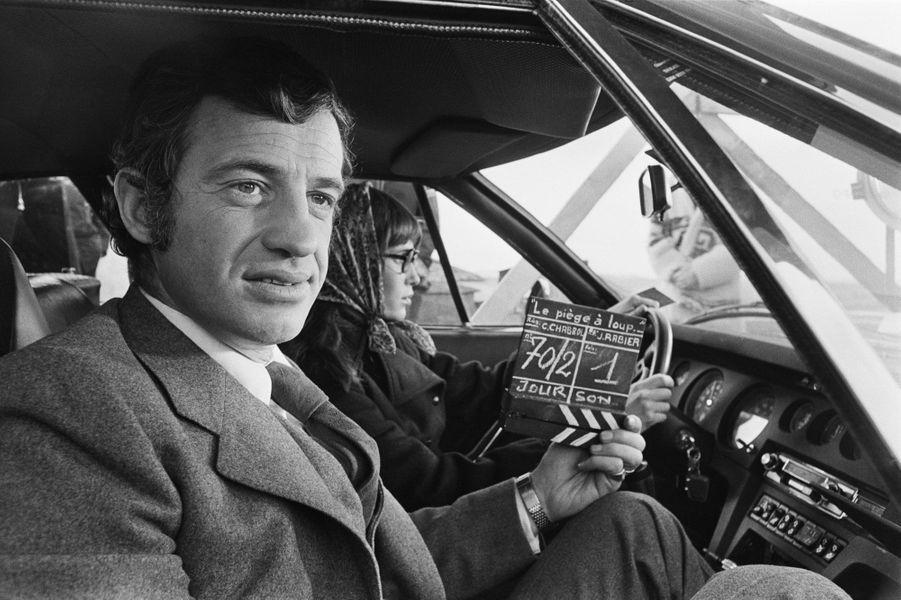 Jean-Paul Belmondo en 1973