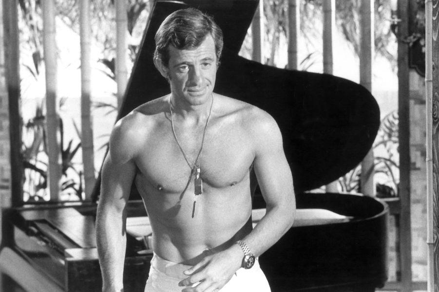 Jean-Paul Belmondo en 1974